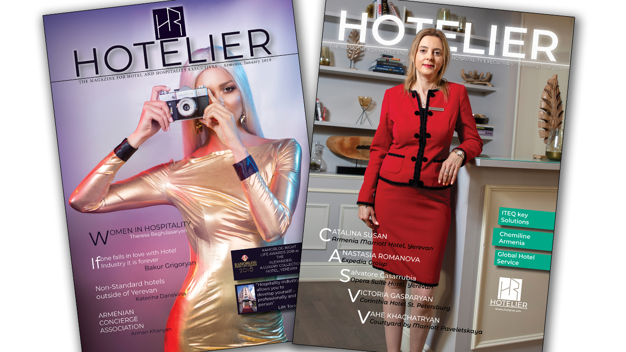 HOTELIER – Property Management Solutions